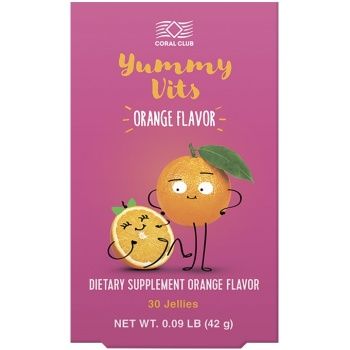 Yummy Vits Orange